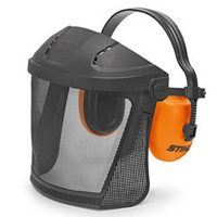 STIHL Face visor_ear protection Function