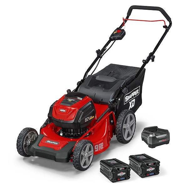 Snapper-battery-powered-mower