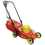 wolf hurricane II 1500w lawnmower