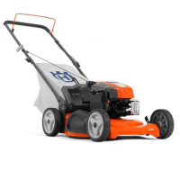 Husqvarna LC 153-HD mulch bagging mower