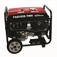 Honda FA6500X portable generator - Kloof Lawnmower Centre
