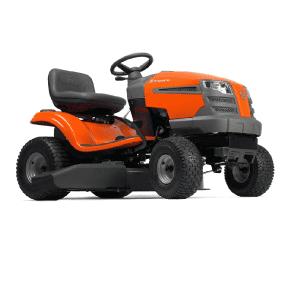Husqvarna TS 138 ride-on mower